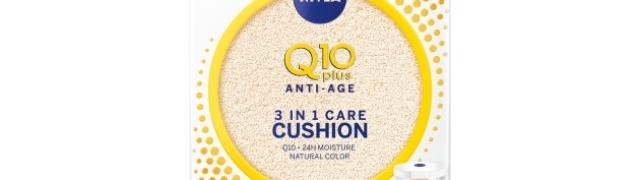 Njegujući cushion s prirodnim pigmentima kože