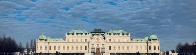 Bečki dvorci, muzeji i koncerti u online doživljaju iz omiljenog naslonjača