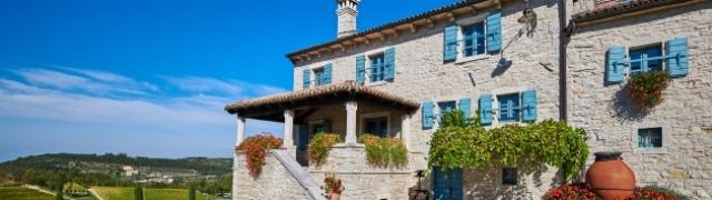 Vinarija Kabola – otkrijte najljepšu butik vinariju u Istri
