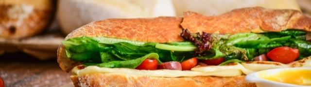 Sočni sendvič uvijek izaziva zazubice
