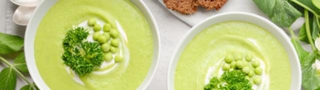 Uskrsna juha od graška i šunke