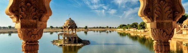 Indija iz fotelje – upoznajte Rajasthan, očaravajuću državu i kulturno srce Indije