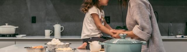 Kuhanje nas dokazano štiti od stresa i anksioznosti