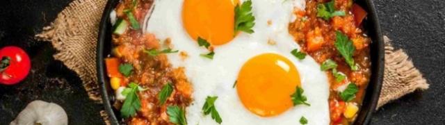 Isprobajte tipičan slasni meksički doručak Huevos Rancheros