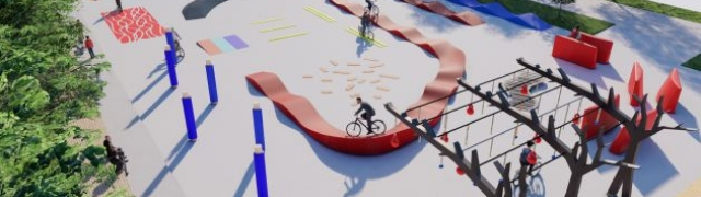 Beč dobiva biciklistički park s jedinstvenim konceptom