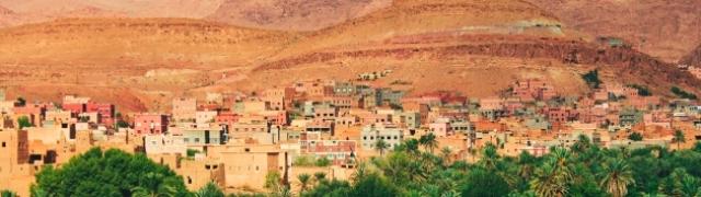 Maroko iz kauča, virtualna šetnja pustinjom, planinom i tajnovitim gradovima