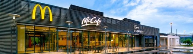Otvoren prvi McDonald's na autocesti A1