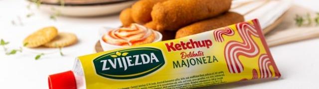 Zvijezda ketchup majoneza – neodoljiva kombinacija dolazi u istoj tubi