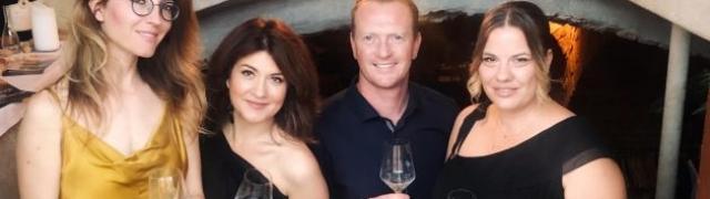 Vinsko-filmska večer naziva Vino & Kino