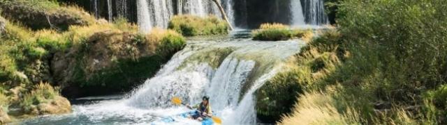 Osvojite kajaking na rijeci Zrmanji: Raftrek Adventure&Wish poklanjaju