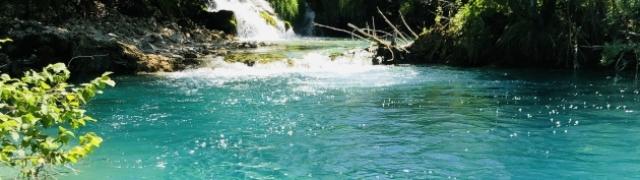 Ponos Mrežnice mini je hidroelektrana koju je Tatjana Kelemen izgradila vlastitim snagama