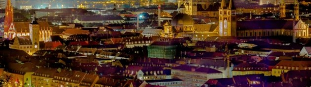 Würzburg glamurozni grad baroka i vina