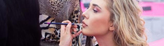 Modna revija na Beauty&Hair Expo 2020.