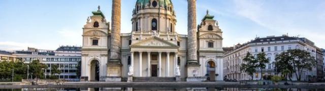 Uz novu aplikaciju na putovanje kroz grad Beč