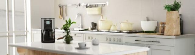 Mala kuhinja s dobrim idejama za uređenje