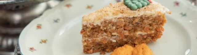 Fina bakina torta od mrkve