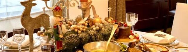 Naručite fine gurmanske božićne delicije za vaš stol