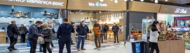 Otvorena prva trajna tržnica unutar City Centera one Split