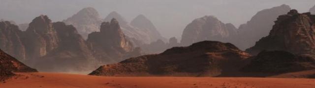 Šest destinacija na Zemlji na kojima ćete biti kao na Marsu