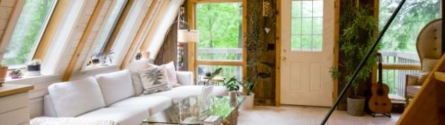 Camping, glamping, kućica na drvetu smještaj je koji se traži ove godine