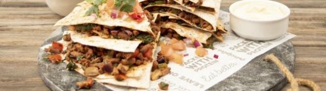 Tortilje s mljevenim mesom sočan ručak za sve kojima nisu toliko važne kalorije