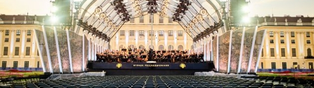Ljetni koncert Bečkih filharmoničara