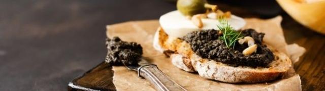 Tapenada ukusni namaz od maslina i kapara donosi na stol mirise Provanse