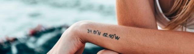 Privremene tetovaže – kako ih staviti, skinuti i održavti