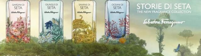 Nova antologija svilenkastih parfema Salvatore Ferragamo