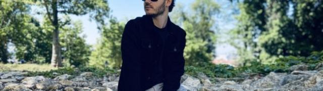 Mislav Gleich tako mlad a već sjajan pisac, ali i glazbenik, ali i……