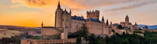 Šest bajkovitih dvoraca koji su nadahnuli najpopularnije crtane filmove