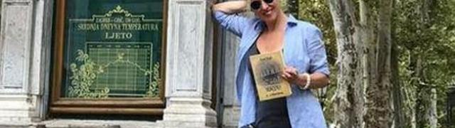 Knjiga Tragovi u vremenu nova je knjiga Rosie Kugli