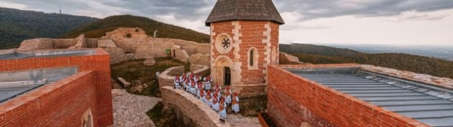 Drevni grad Medvedgrad u novom ruhu