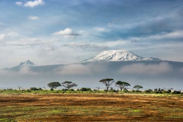 Amboseli National Park, Kenija