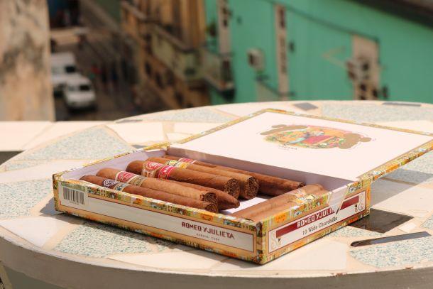 Pinar del Rio cigare duhan