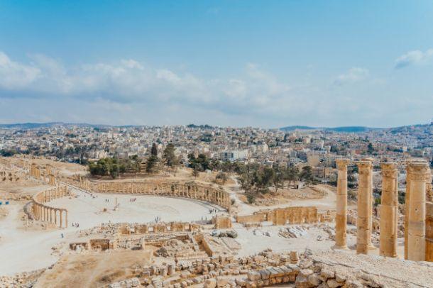 amman glavni grad jordana