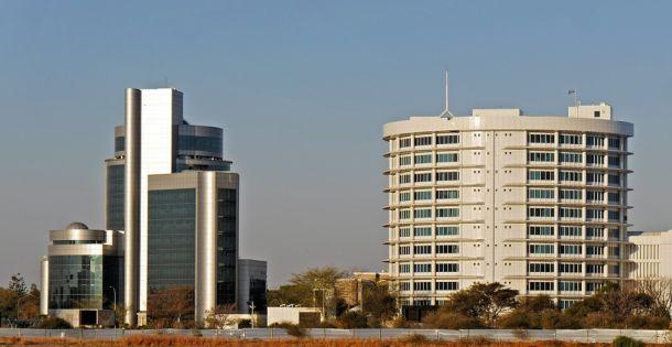 botswana-bocvana glavni grad Gaborone