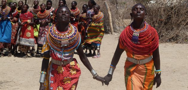 kenija plemena