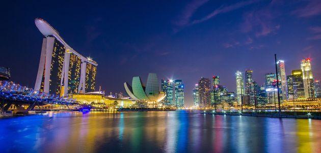 singapur otok grad