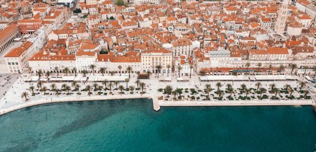 split hrvatska jadran more