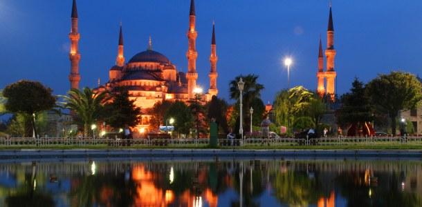 Turska u središtu svijeta