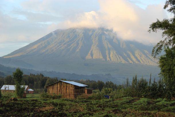 Ruanda Vulkan