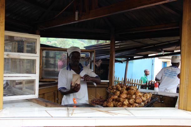 Ruanda hrana