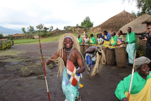 Ruanda selo ratnika