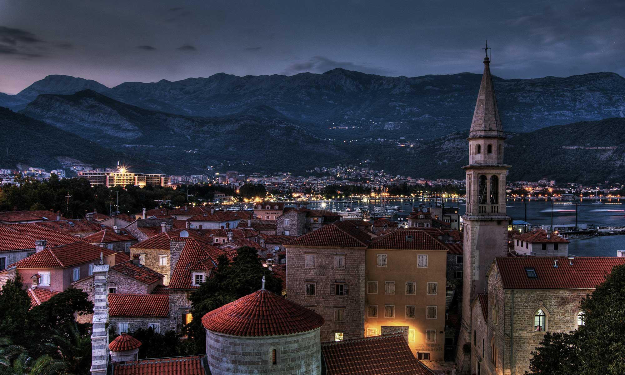 čari ljetovanja u Crnoj Gori