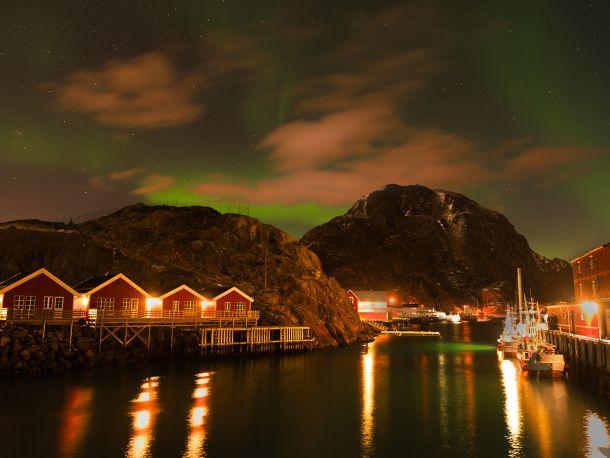 polarna svjetlost Norway