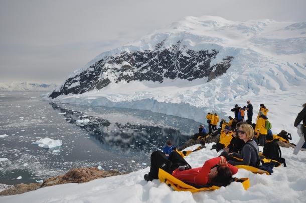 antartica zanimljivosti turizam