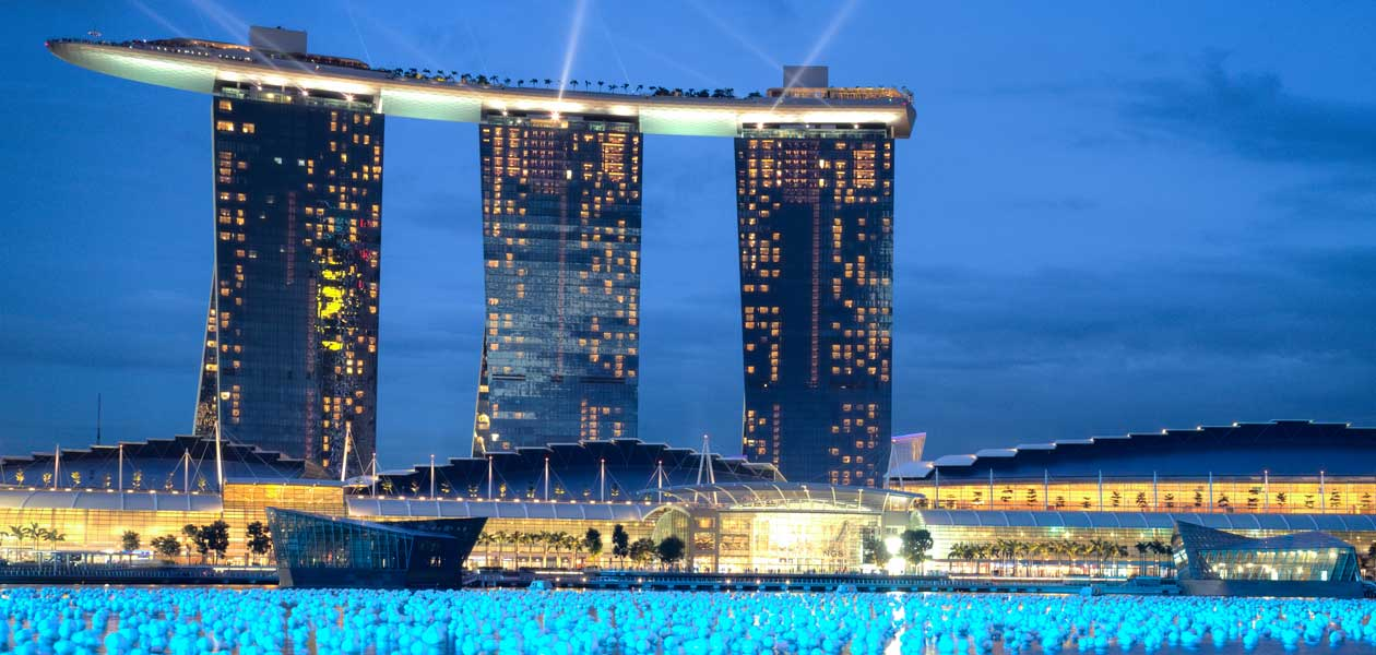 Singapurske marine