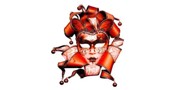 karneval-maska
