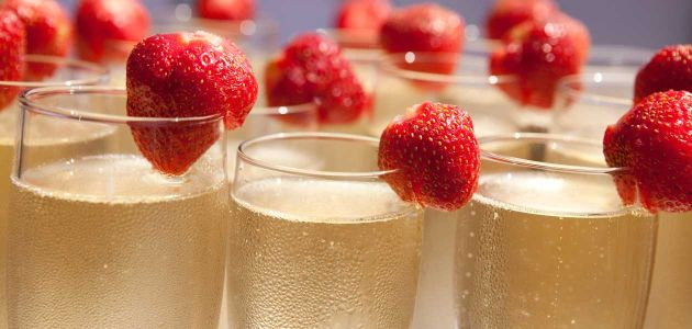 Mala škola šampanjca